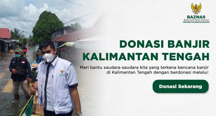 Donasi Banjir Katingan-Kalimantan Tengah